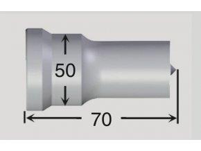 Kruhové razníky MUBEA, SUNRISE typ PM4 Ø 40,5-50 mm