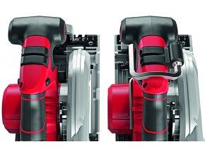 Aku-kotoučová pila se stavitelným krytem 18V set (FLEX CS 62 18.0-EC)