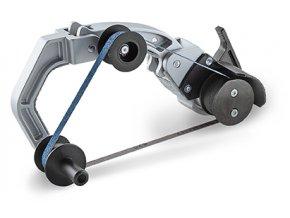 brusný nástavec na pásové broušení trubek (FLEX BR 50)