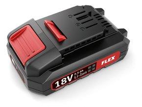 Akumulátor 18V 2,5 Ah (FLEX AP 18.0/2.5)