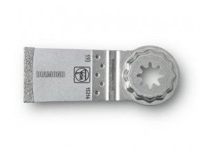 Diamantový pilový list E-Cut (délka 50mm, šířka 35mm)