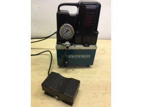 Elektrohydraulická pumpa TEP-700B_F včetně nožního ovládání - BAZAR