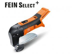 AKU nůžky na plech (FEIN ABLS 18 1.6 E SELECT)