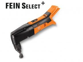 AKU prostřihovací nůžky (FEIN ABLK 18 1.6 E SELECT)