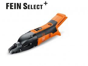 FEIN ABSS 18 1.6 E SELECT AKU drážkovací nůžky