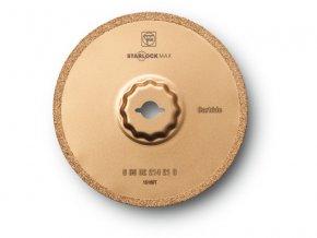 Pilový list ze slinutého karbidu Ø 105mm velmi tenké provedení  Šířka řezu cca 1,2mm