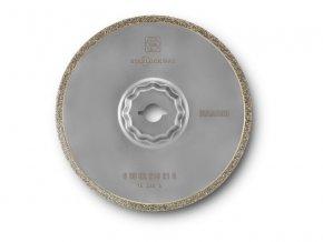 Diamantový pilový list Ø 105mm  Šířka řezu cca 2,2mm