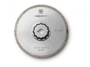 Diamantový pilový list Ø 105mm velmi tenké provedení  Šířka řezu cca 1,2mm