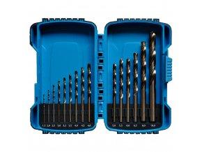XT35015 Sada cobalt vrtáků 1-10mm 15ks