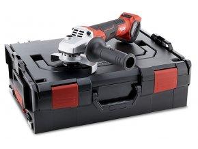LBE 125 18.0-EC AKU Úhlová bruska s vyriabilními otáčkami 18V, 125 mm  + Sleva 10% na produkty FLEX + 3 roky záruka + Kufr v ceně