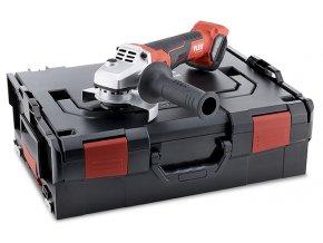 FLEX LB 125 18.0-EC AKU Úhlová bruska v kufru 18V, 125 mm  + 3 roky záruka