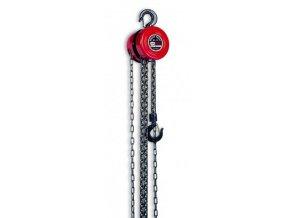RZ-13 - Řetězový kladkostroj 0,75 t x 3 m