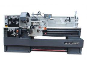 SPFX-2000PH - Soustruh na kov s digitálním odměřováním