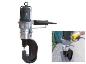 Elektrohydraulický děrovač PZN28MS