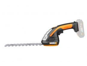 WG801E.9 - Aku zastřihovač trávy/plotu - bez akumulátoru - PowerShare