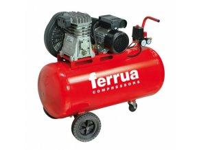 F50/230/2 - Kompresor s olejovou náplní - pomaloběžný