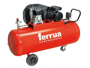 F200/230/3 - Kompresor s olejovou náplní - pomaloběžný