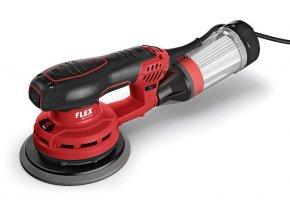 ORE 3-150 EC Výkonná excentrická bruska s regulací otáček, 150 mm  + Sleva 10% na produkty FLEX + 3 roky záruka