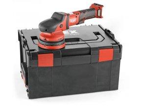 XCE 8 125 18.0-EC AKU excentrická leštička s nuceným pohonem 18V  + Sleva 10% na produkty FLEX + 3 roky záruka + Kufr v ceně