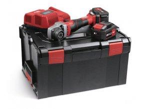 BME 18.0-EC/5.0 Set AKU základní motor TRINOXFLEX 18V  + Sleva 10% na produkty FLEX + 3 roky záruka + Kufr v ceně + 2 akumulátory a nabíječka v ceně