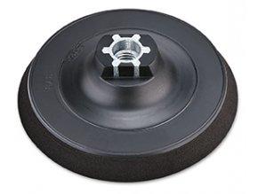 Unášecí talíř na suchý zip tlumený M14, Ø 115 mm