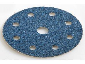 Brusný papír na suchý zip ZIRCOFLEX Ø 125 mm (25 ks/bal)