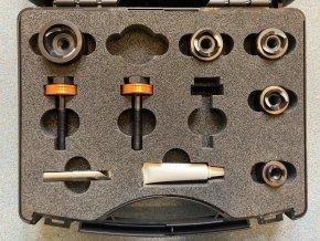 Děrovací sada standard Pg9 - Pg21
