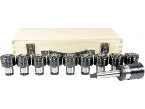 Souprava pro řezání závitů GR1 (M3-M4-M5-M6-M8-M10-M12-M14)
