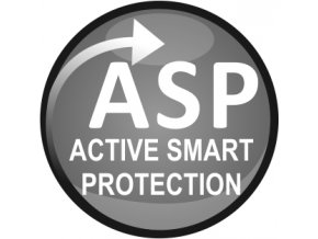 ACTIVE SMART PROTECTION, aktivní inteligentní ochrana ukosovačky UZ-50 proti přetížení.