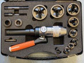 Ruční hydraulická pumpa přímá se sadou Tristar PG 9-48