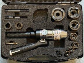 Ruční hydraulická pumpa přímá s PG sadou standard