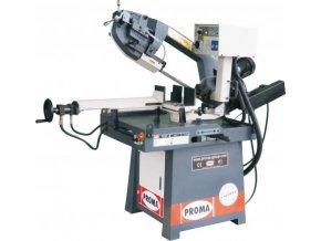 Poloautomatická pásová pila na kov (PROMA PPS-250HPA)