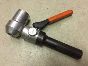 Ruční hydraulická pumpa příčná - samostatná, bez příslušenství- bazar