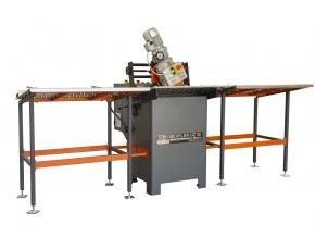 Vstupní s výstupní stůl (1000mm a 1000mm) se stavitelnými dorazy pro UZ 30 Express