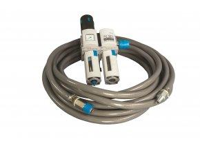 Komplet filtrace a pneu. hadice vč. rychlospojek pro B15 Air