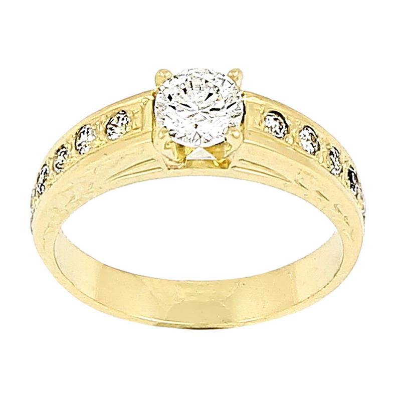 Zlaté prstene
