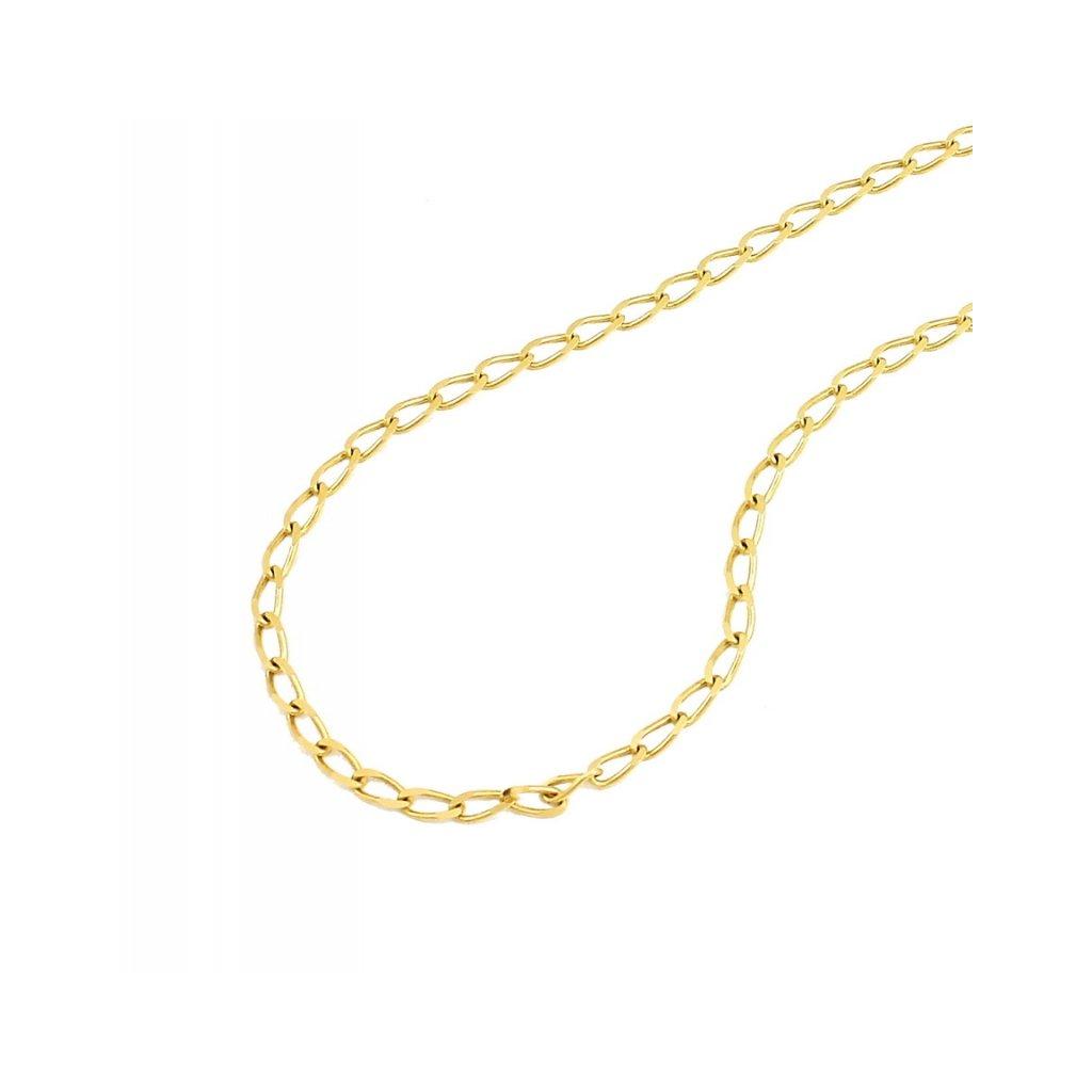 Zlata retiazka dlhý pancier 2606Z05