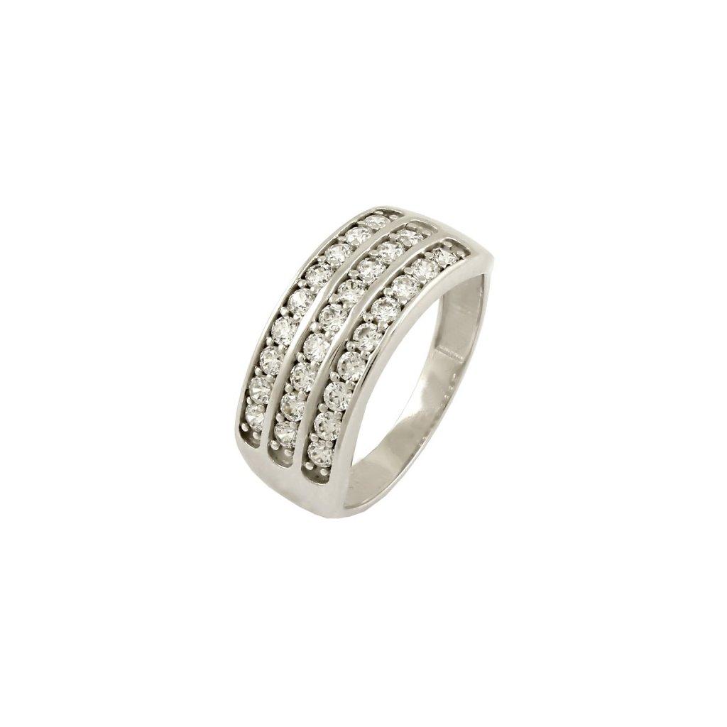 Zlatý prsteň 15362B