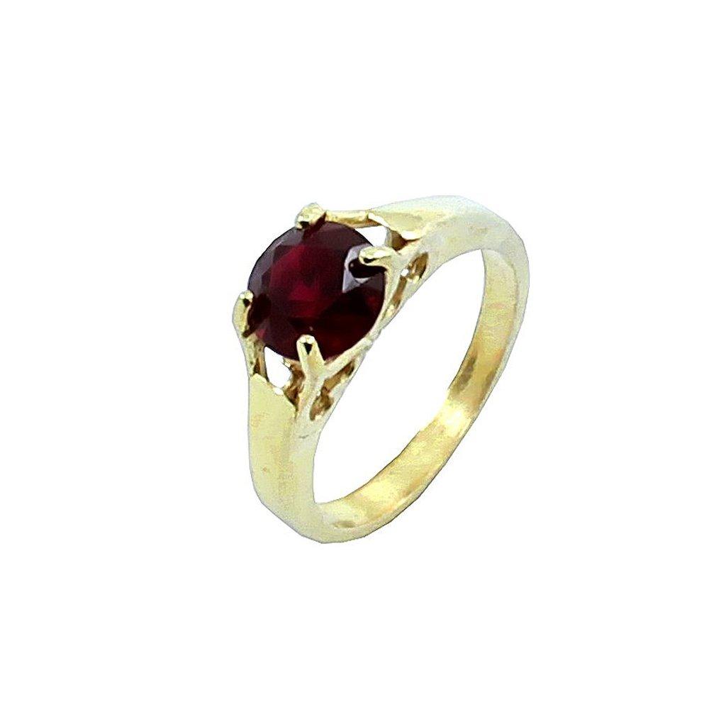 22137 Z C netradičný zlatý prsteň