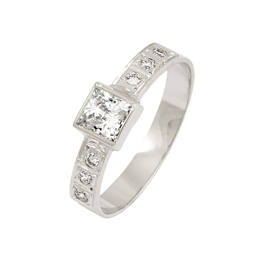 Zlatý prsteň 2222/B/X