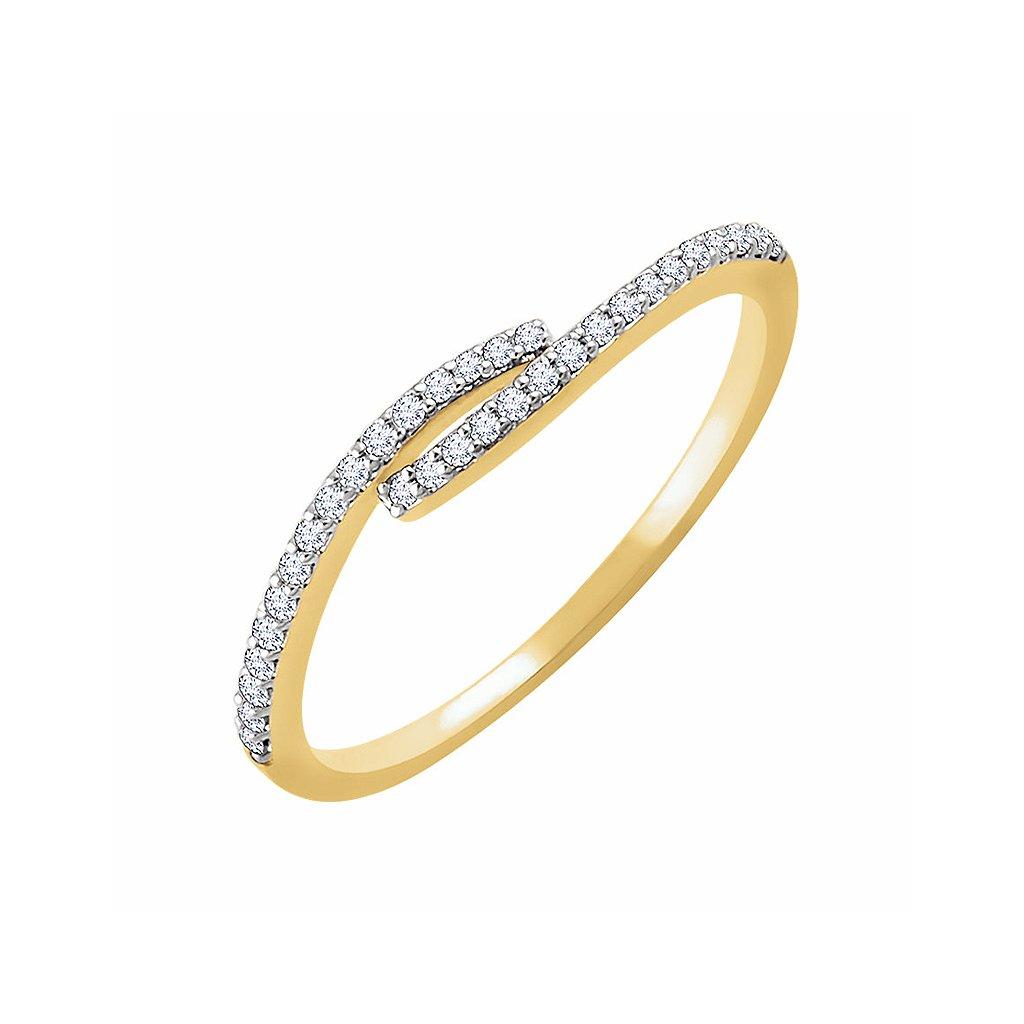 prsteň so zirkónmi 652821z1