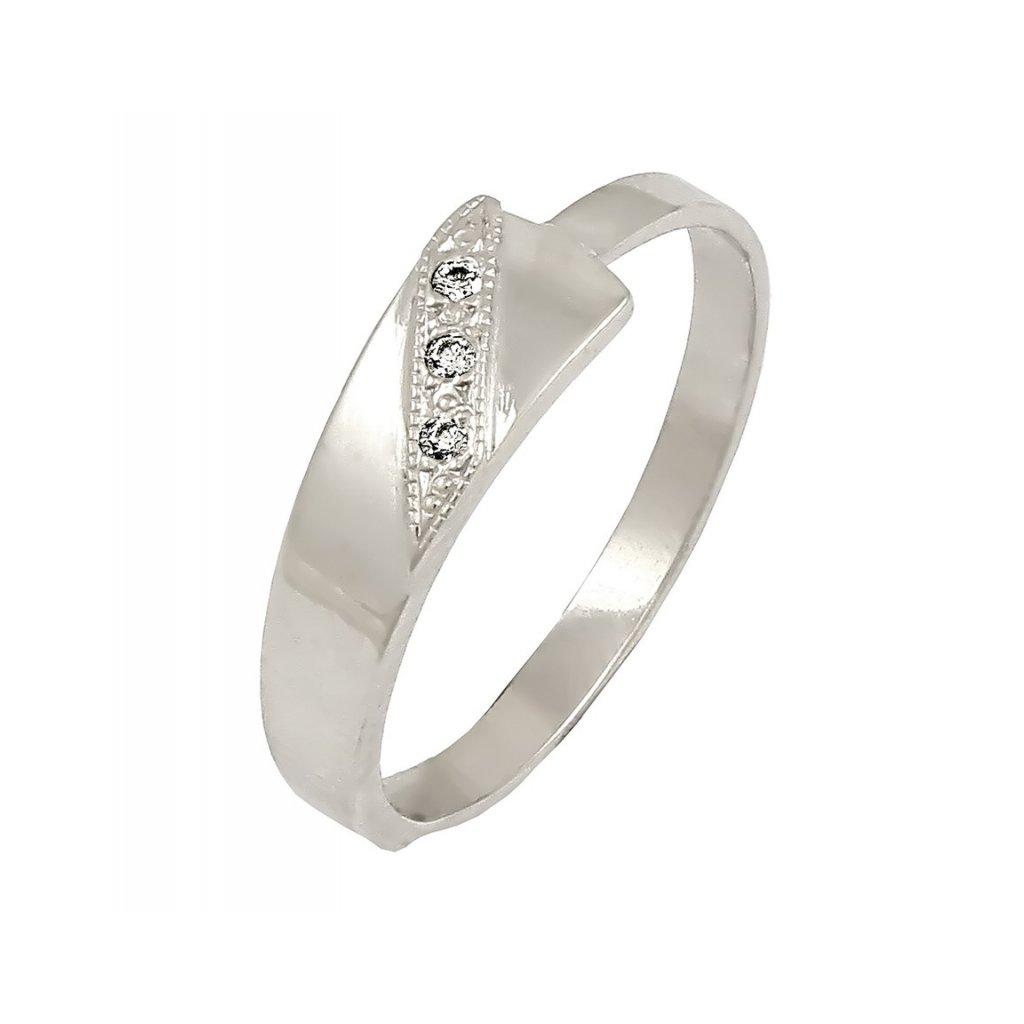 Zlatý prsteň 2264/B/X