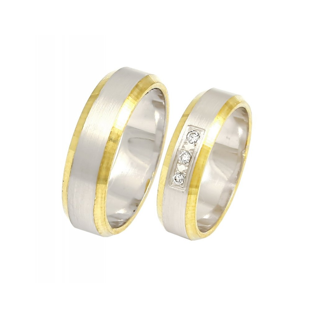 Zlaté svadobné obrúčky 2014034