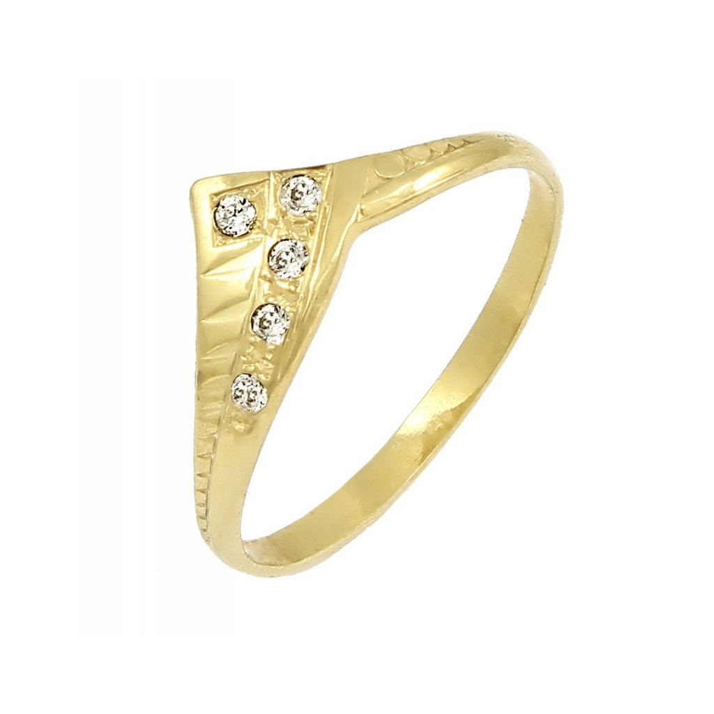 Zlatý prsteň 2284/Z/X