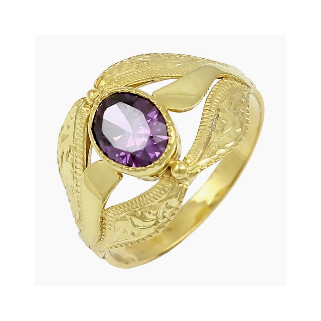 Zlatý prsteň 2273/Z/F