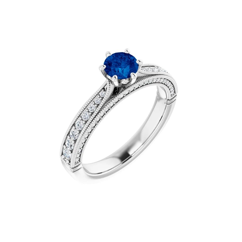 prsten zlatý 22159