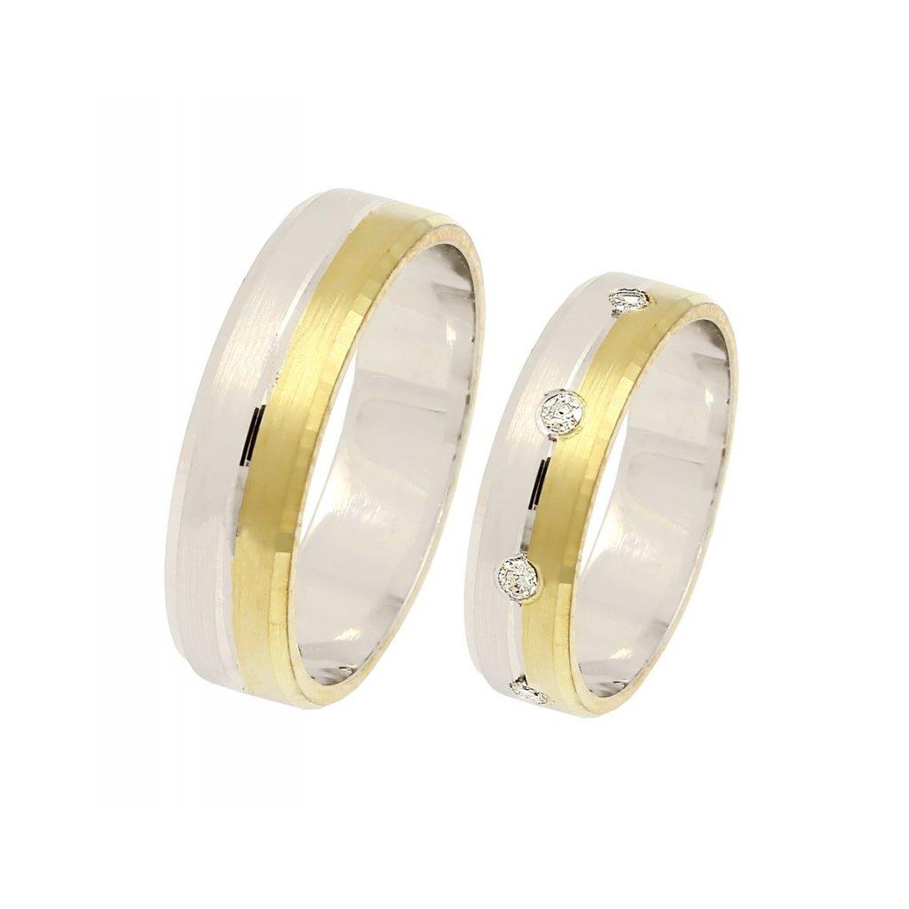 Zlaté svadobné obrúčky 2014035