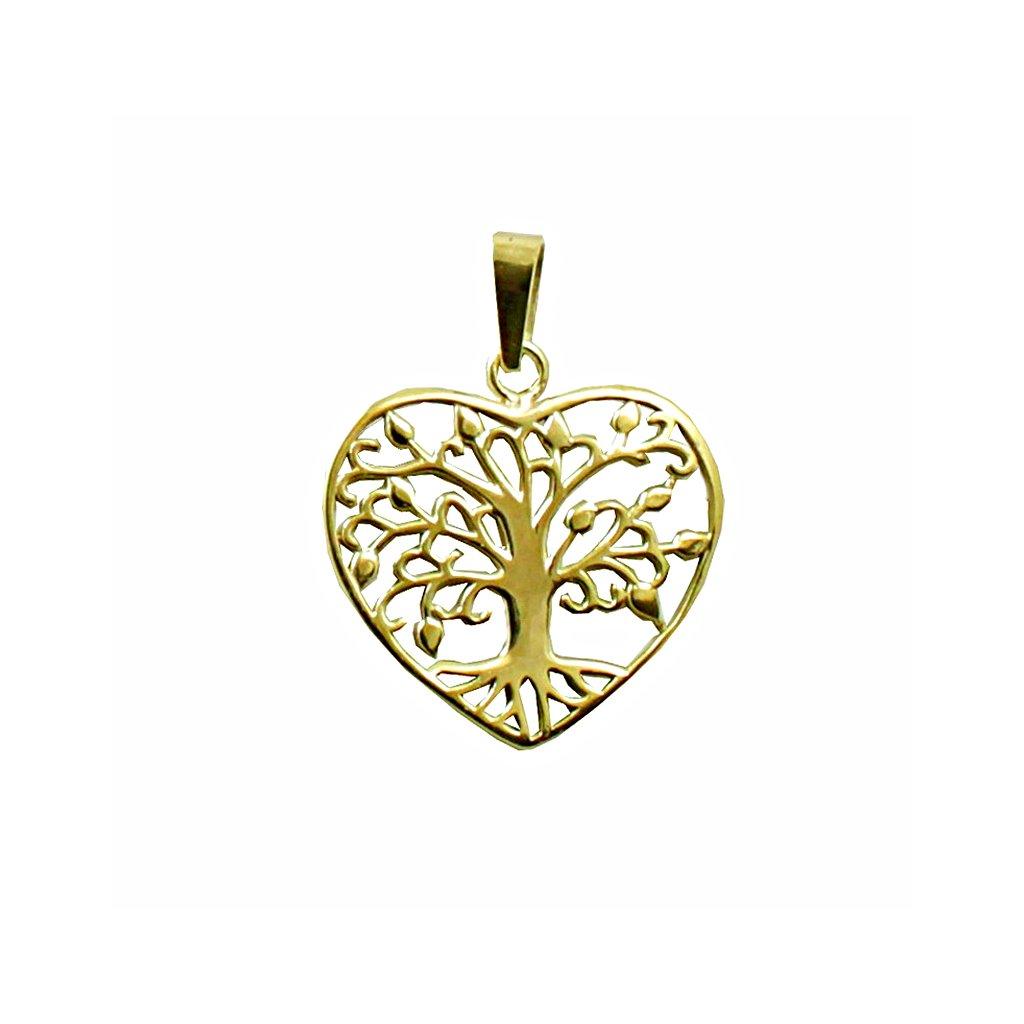 2434 Z strom života zo zlata