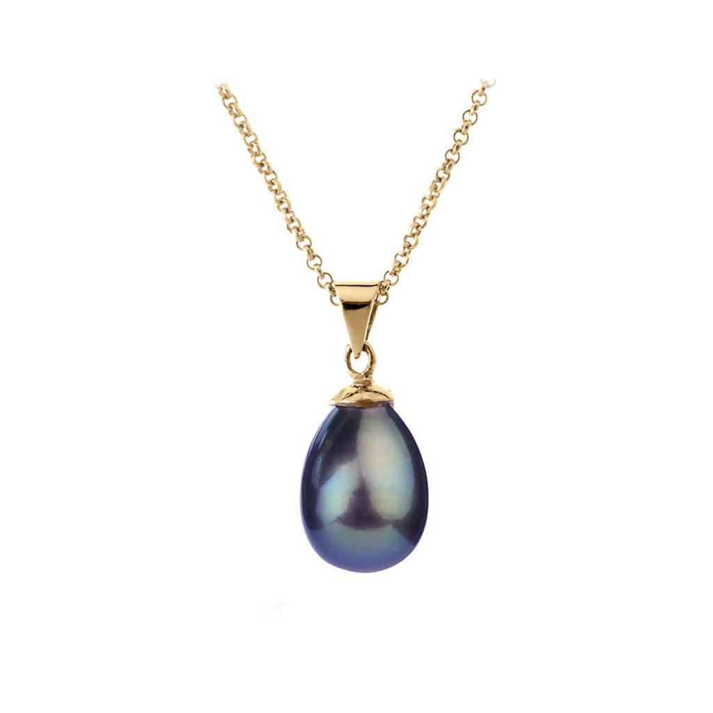 perlový prívesok