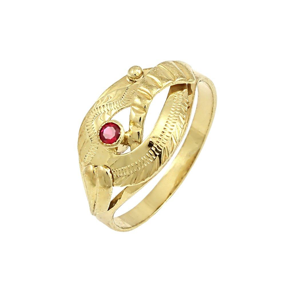 Zlatý prsteň 2238/Z/C